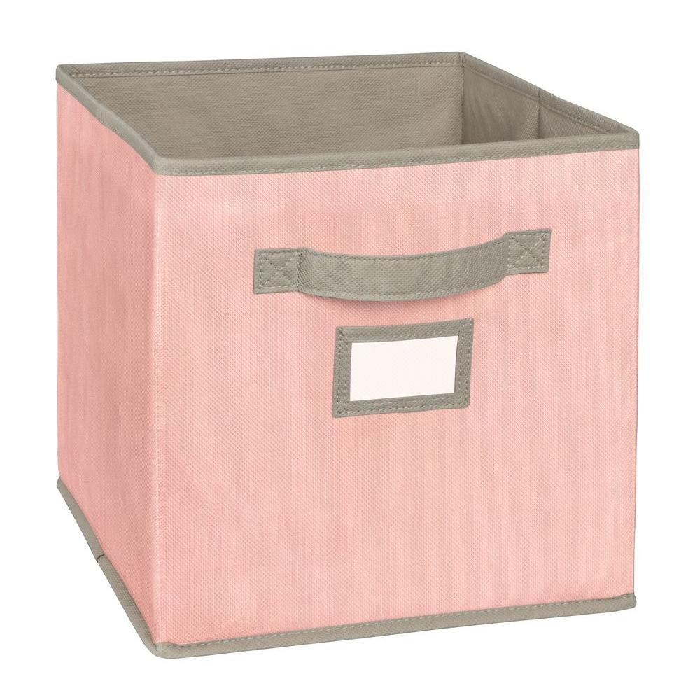 ClosetMaid 10.5 In. W X 11 In. H X 10.5 In. D Pink