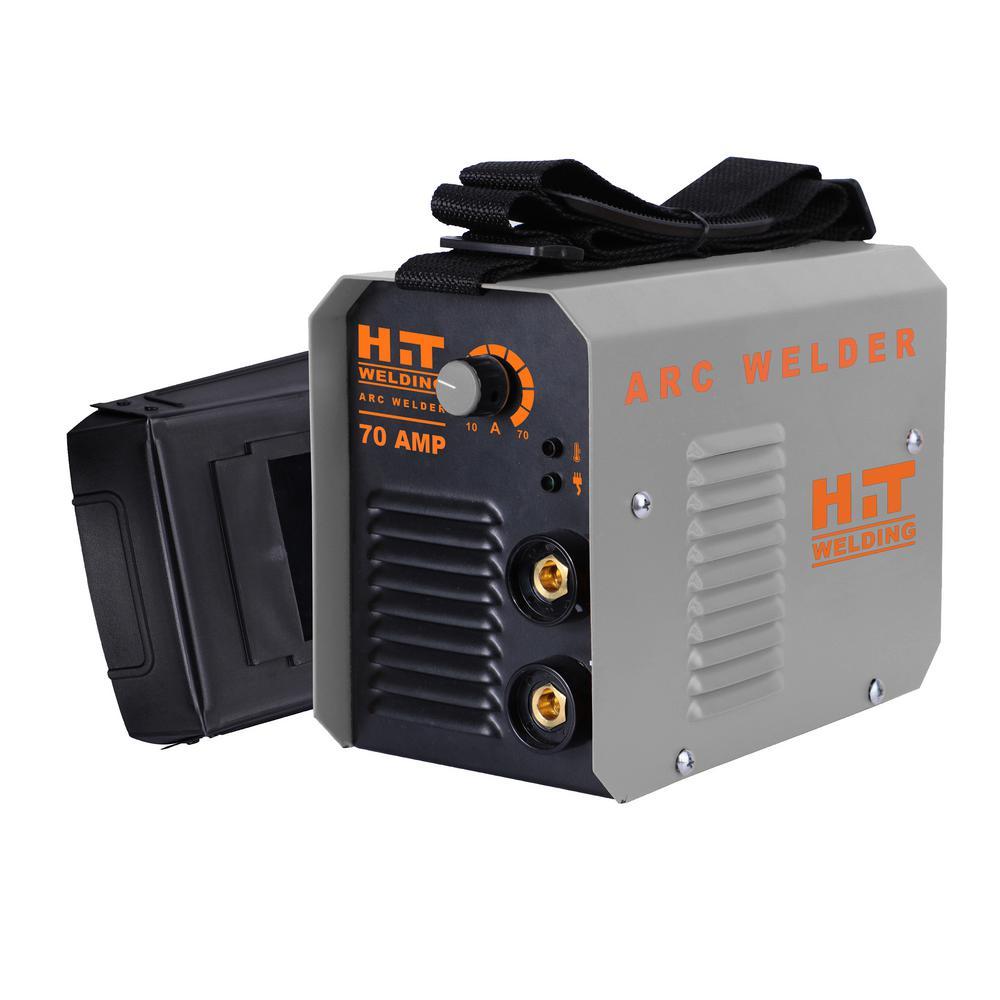 70 Amp 120-Volt ARC/Stick Welder Kit