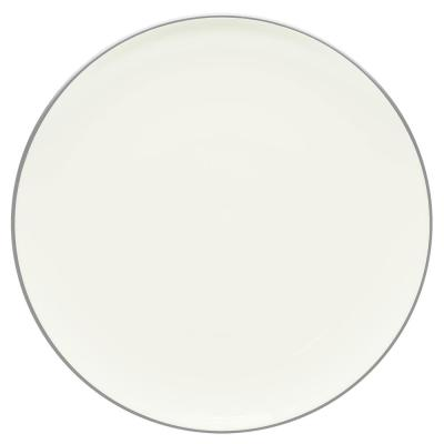 Colorwave  10.5 in. Slate  Coupe Dinner Plate