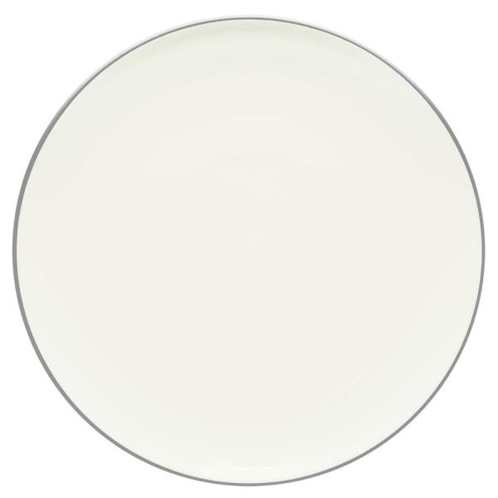 Noritake Colorwave  10.5 in. Slate  Coupe Dinner Plate