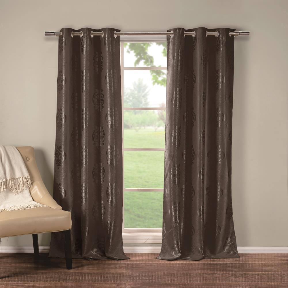 Hastings 36 in. x 84 in. L Polyester Blackout Curtain Panel
