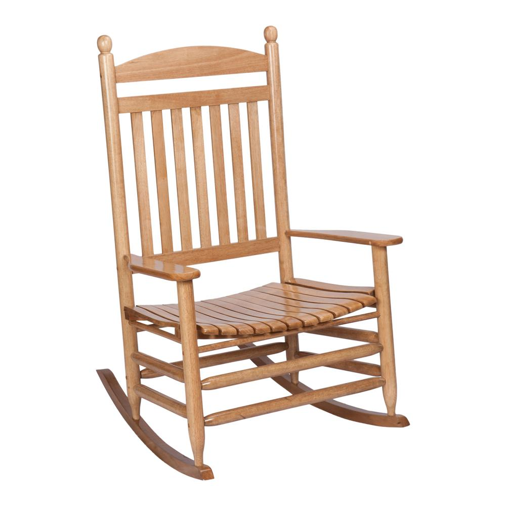 bradley maple jumbo slat wood outdoor patio rocking chair 1200sm rta