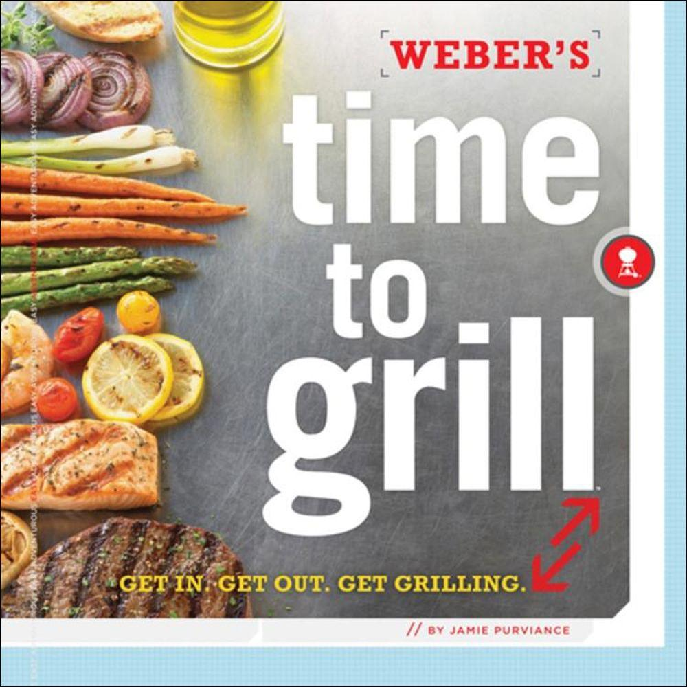 null Weber's Time to Grill Book