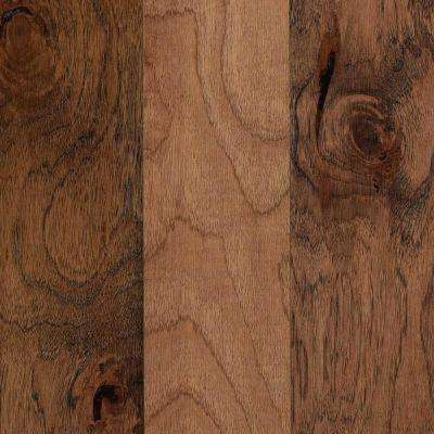 Take Home Sample - Hamilton Southwest Hickory Engineered Hardwood Flooring - 5 in. x 7 in.