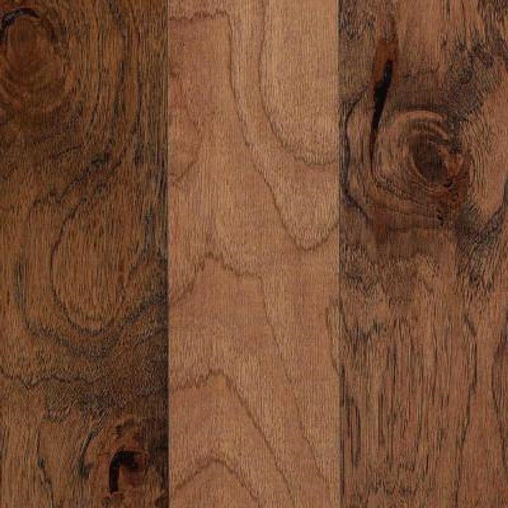 Take Home Sample - Hamilton Southwest Hickory Engineered Hardwood Flooring - 5 in. x 7 in.