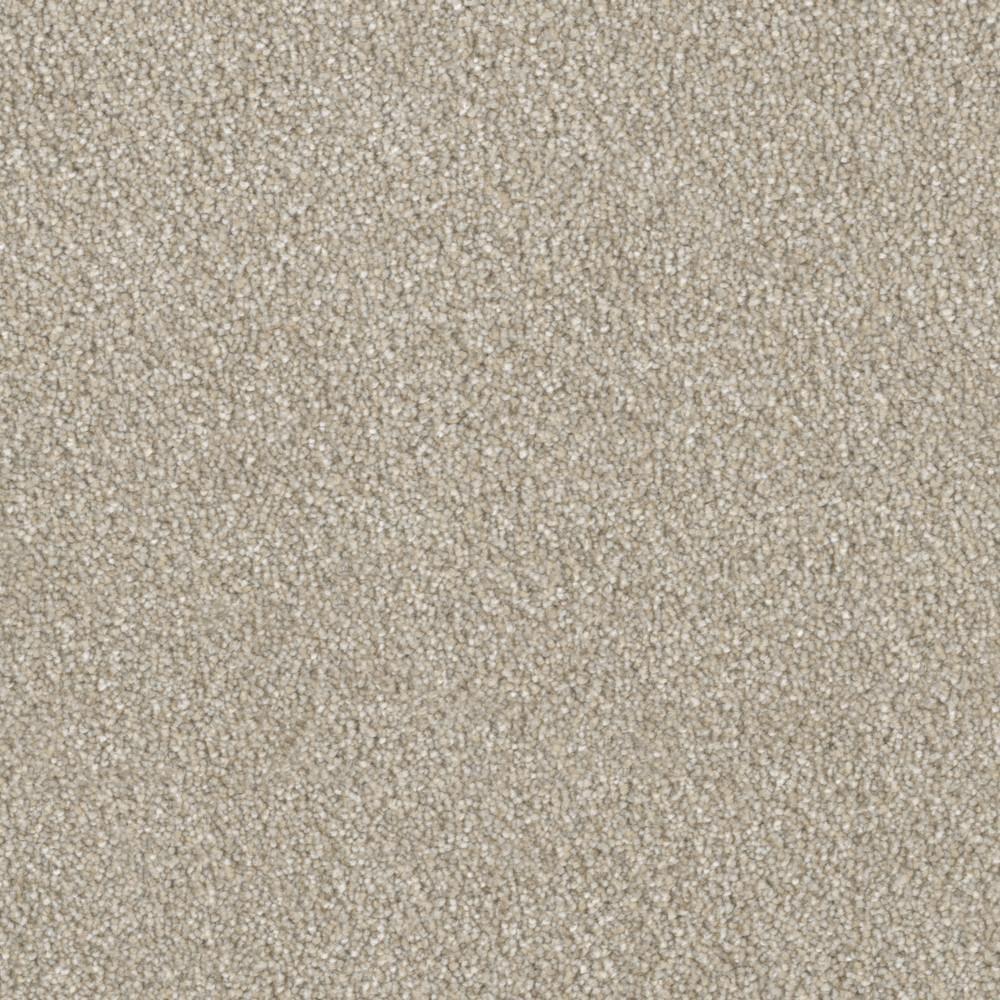 Carpet Sample - Cobblestone II - Color Gables Mill Texture 8 in x 8 in.