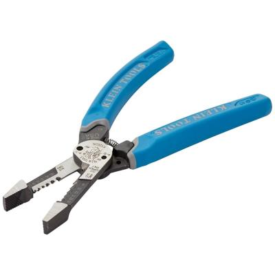 8-18 Solid/10-20 Stranded Heavy-Duty Wire Stripper with Shear-Cut