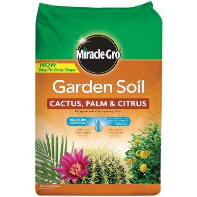 1.5 cu. ft. Garden Soil for Palm and Cactus