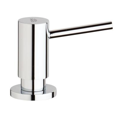 Cosmopolitan Soap/Lotion Dispenser in StarLight Chrome