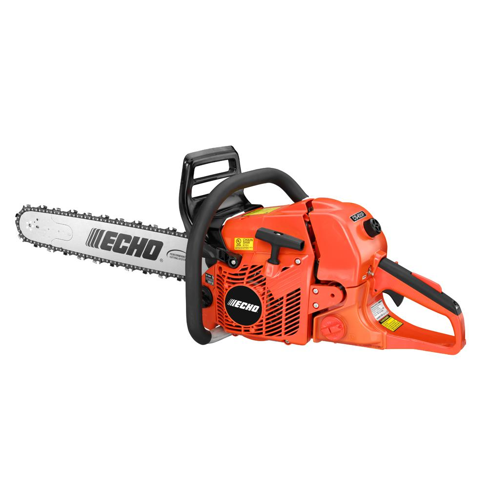 20 in. 59.8cc High Power Professional Gas Chainsaw