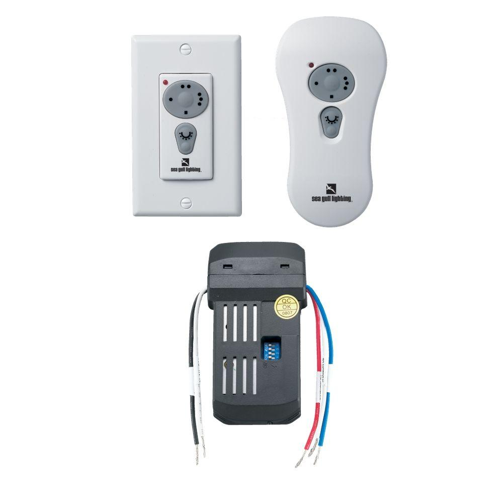 Universal Wall Mount Ceiling Fan Control 99111 The Home
