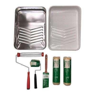 8-Piece Roller Tray Set