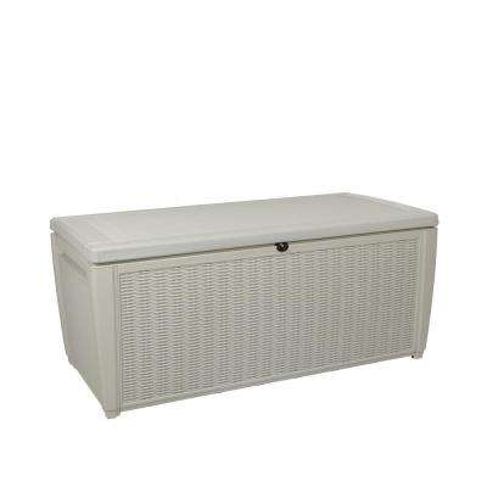 Sumatra 135 Gallon Resin Storage Deck Box