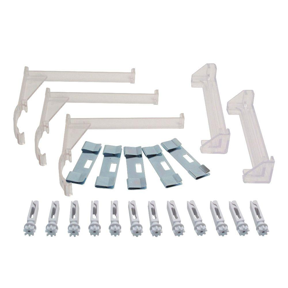 312 in Vertical Spare Parts Kit10793478800926 The Home Depot