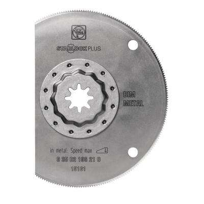 4 in. High-Speed Steel Segmented Saw Blade Starlock Plus