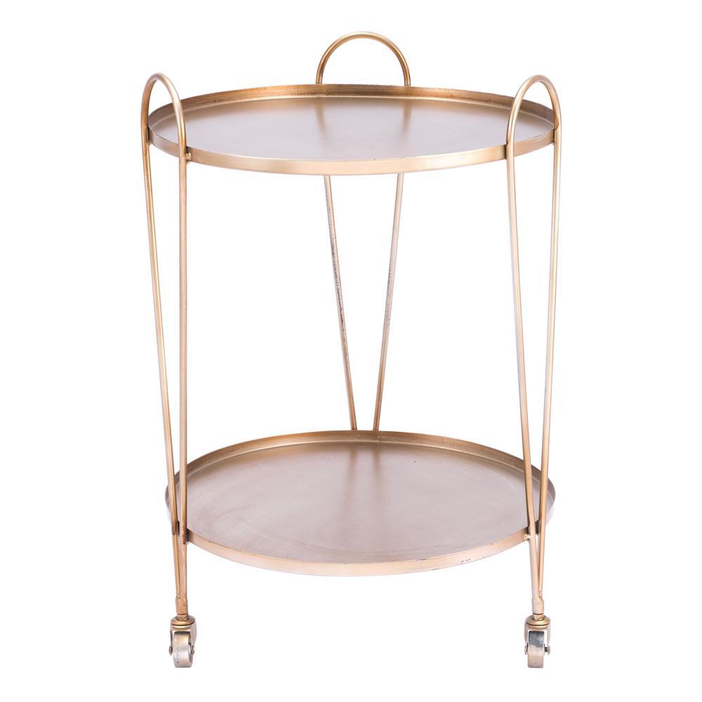 Trebede Gold Bar Cart