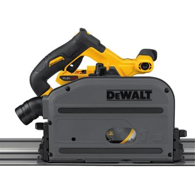 FLEXVOLT 60-Volt MAX Lithium-Ion Cordless Brushless 6-1/2 in. Track Saw (Tool-Only)