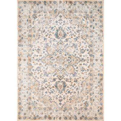 Twelve Oaks Hamilton Bone 13 ft. x 15 ft. Oversize Area Rug