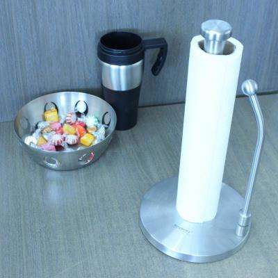 Studio 18/10 Stainless Steel Paper Towel Holder