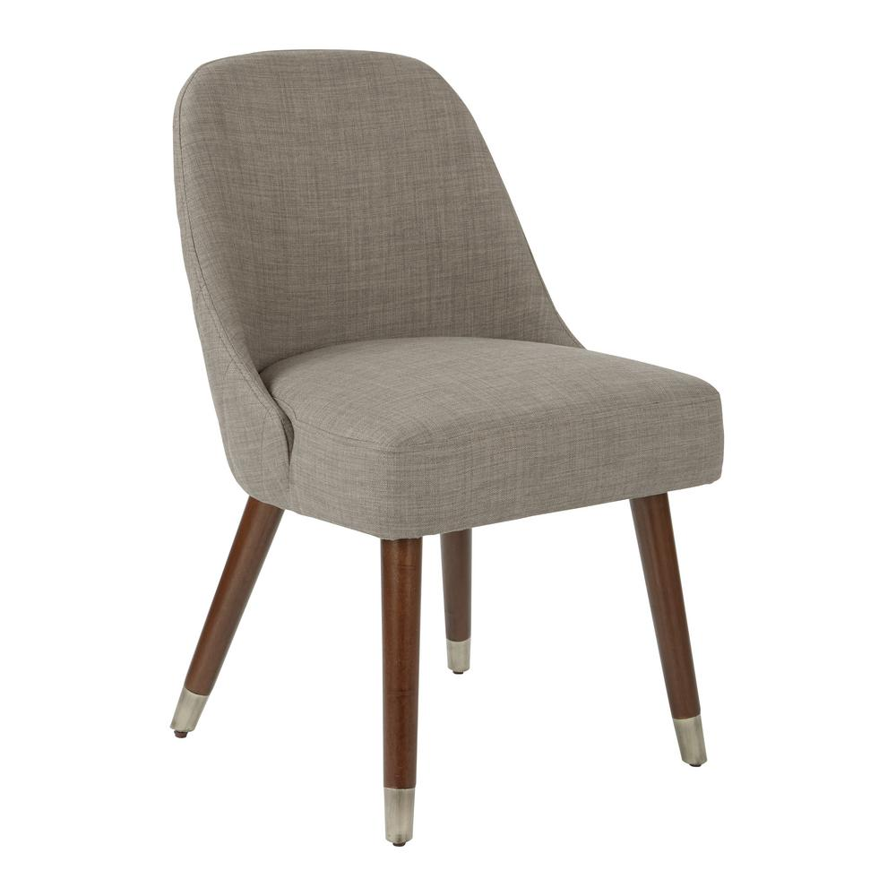 Ave Six Jenna Milford Dove Dining Chair