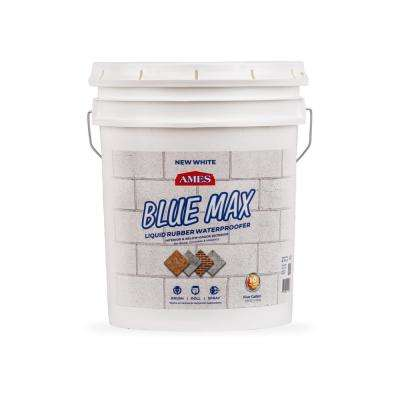 Blue Max 5 Gal. White Basement Waterproofing Sealer Regular Grade