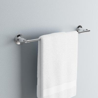 Archer 24 in. Towel Bar in Polished Chrome