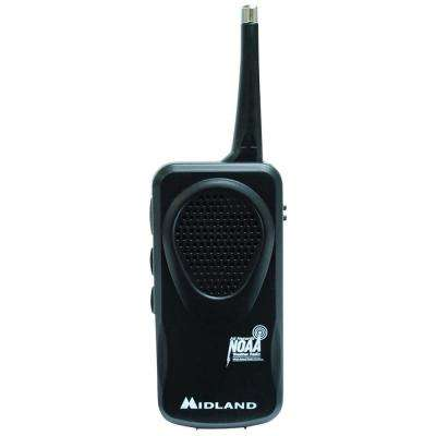 Emergency Weather Alert Radio Portable Pocket