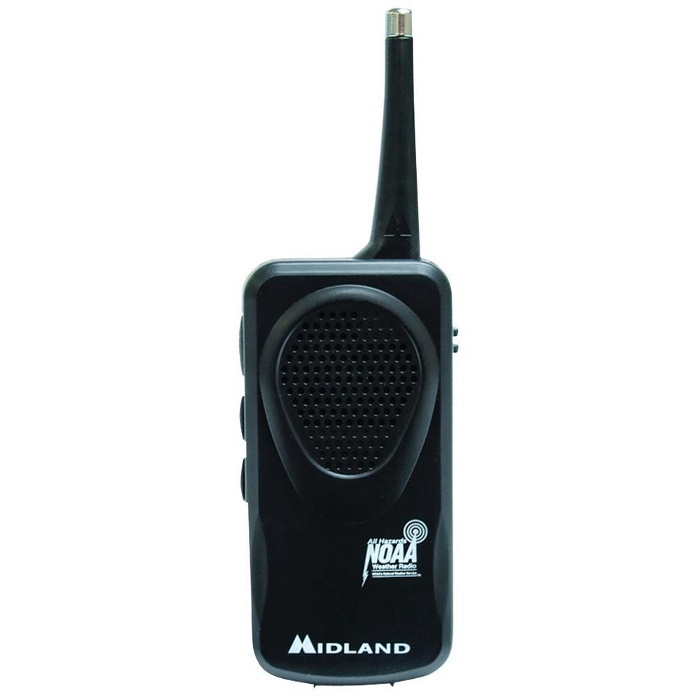 Emergency Weather Alert Radio Portable Pocket