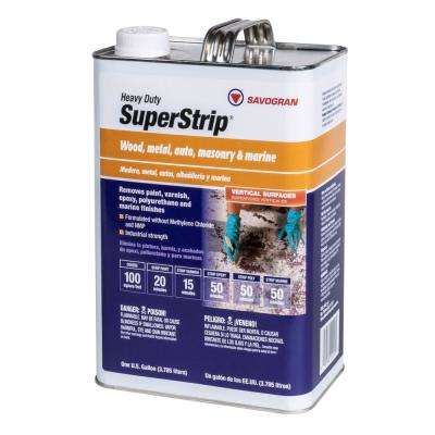 SuperStrip 1G Heavy Duty Deep Cutting Stripper without Methylene Chloride and NMP