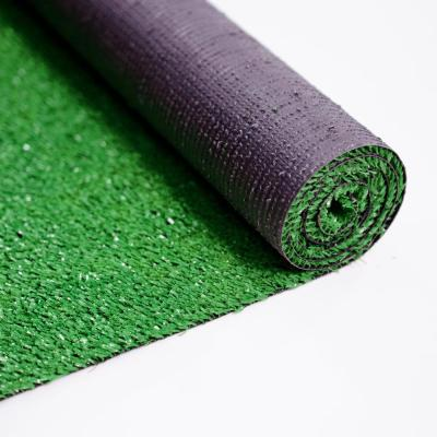 Evergreen Collection 6 ft. 7 in. x 9 ft. 3 in. Artificial Grass Carpet