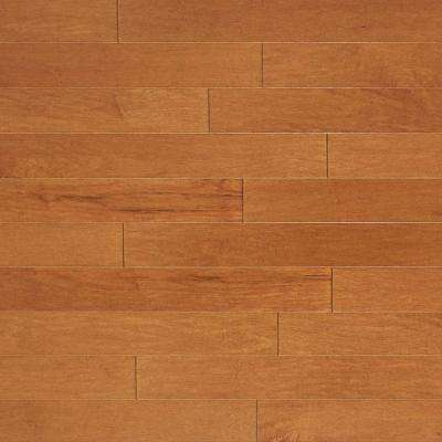 Vintage Maple Toasted 3/4 in. Thick x 4 in. Wide x Random Length Solid Real Hardwood Flooring (21 sq. ft. / case)