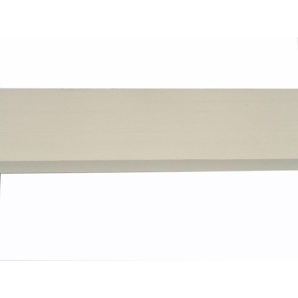 1 In X 6 In X 12 Ft Trim Board Primed Finger Joint
