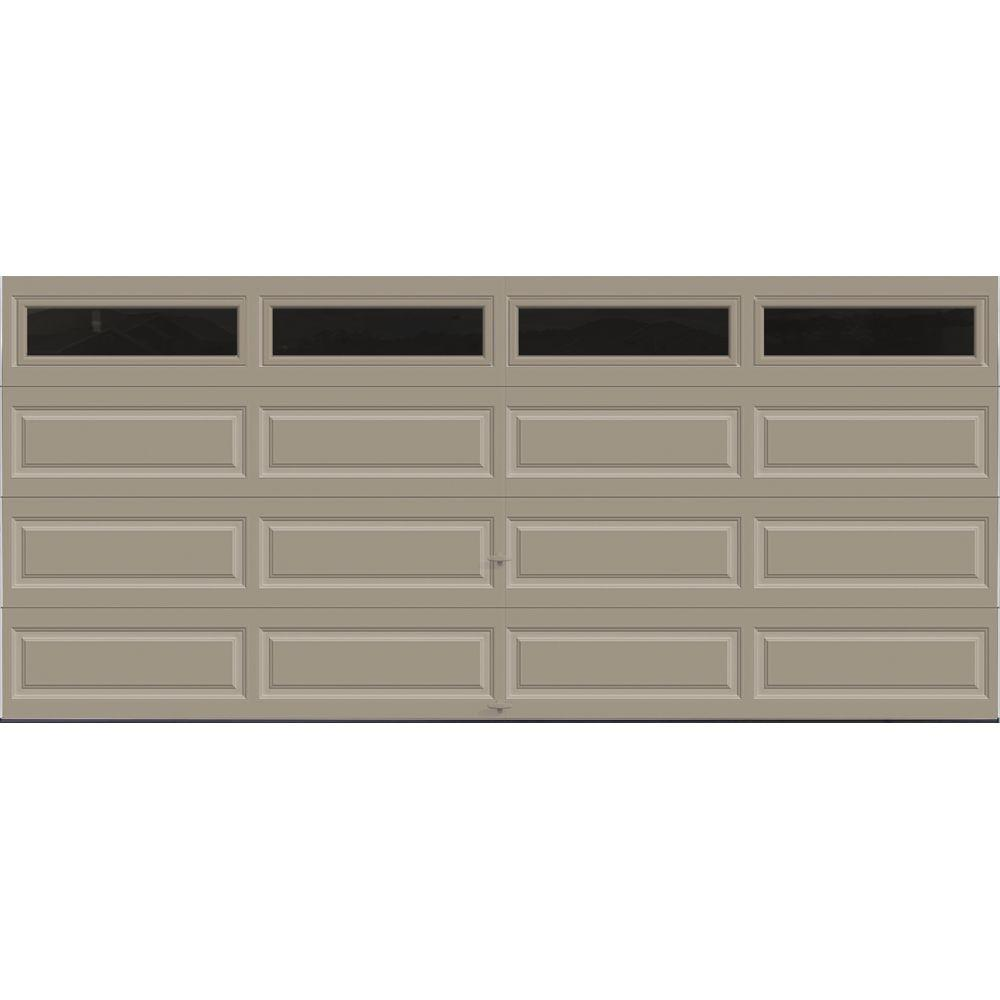 Clopay Classic Collection 16 Ft X 7 Ft 184 R Value Intellicore
