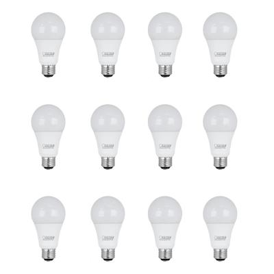 30/70/100-Watt Equivalent Soft White (2700K) A19 CEC Title 24 Compliant LED 3-Way 90+ CRI Light Bulb (12-Pack)