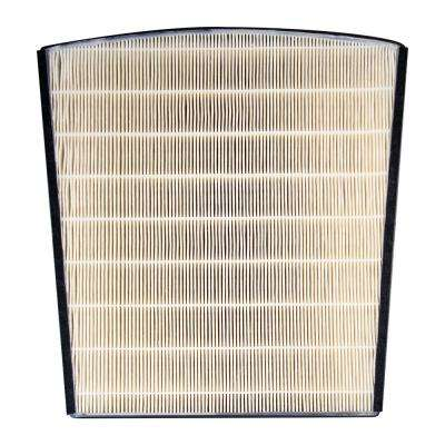 17.5 in. x 18.1 in. x 1.75 in. Bali Series True HEPA Air Purifier Replacement Filter