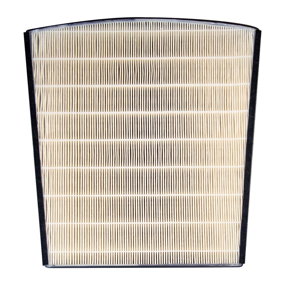17.5 in. x 18.1 in. x 1.75 in. Bali Series True HEPA Air Purifier Replacement Filter
