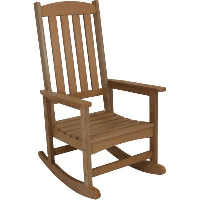 Sunnydaze Decor Rocking Chairs Patio Chairs The Home Depot
