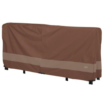 Ultimate 100 in. L x 26 in. W x 44 in. H Log Rack Cover