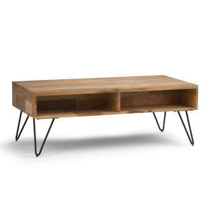 Hunter Natural Coffee Table