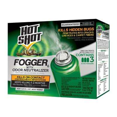 Fogger 2 oz. Aerosol with Odor Neutralizer (3-Pack)