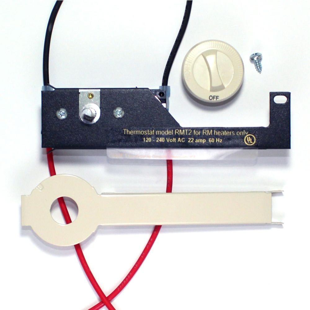 Register Series RM Almond Integral 22 Amp Thermostat Kit