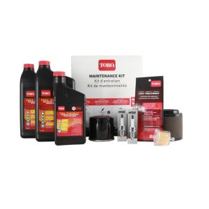 Toro TimeCutter with Twin Cylinder Engine Maintenance Kit by Toro
