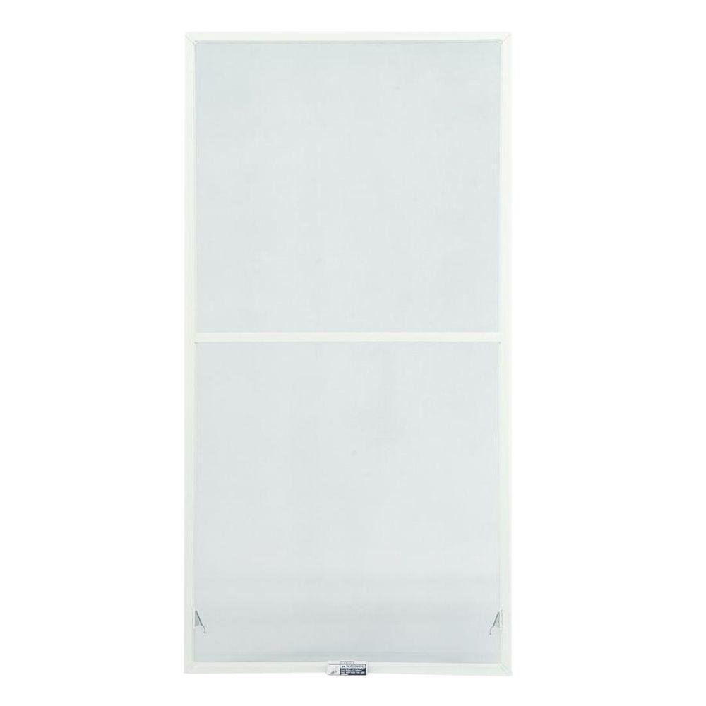 Andersen TruScene 35-7/8 in. x 38-27/32 in. White Double-Hung Insect Screen