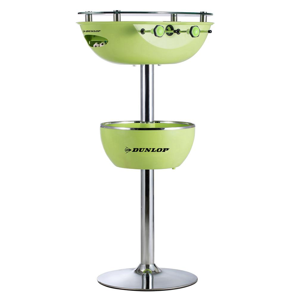 Superbe 1 Foosball Table With Glass Top Built In 2 Cup Holders And