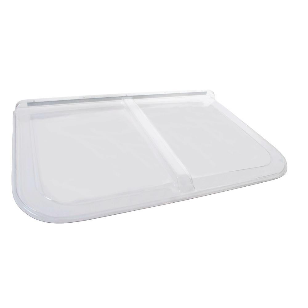 Shape Products 56 In X 38 In Polycarbonate Rectangular