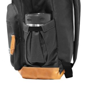 7482be8f670 Olympia USA Element 18 in. Black Backpack-BP-2700-BK - The Home Depot