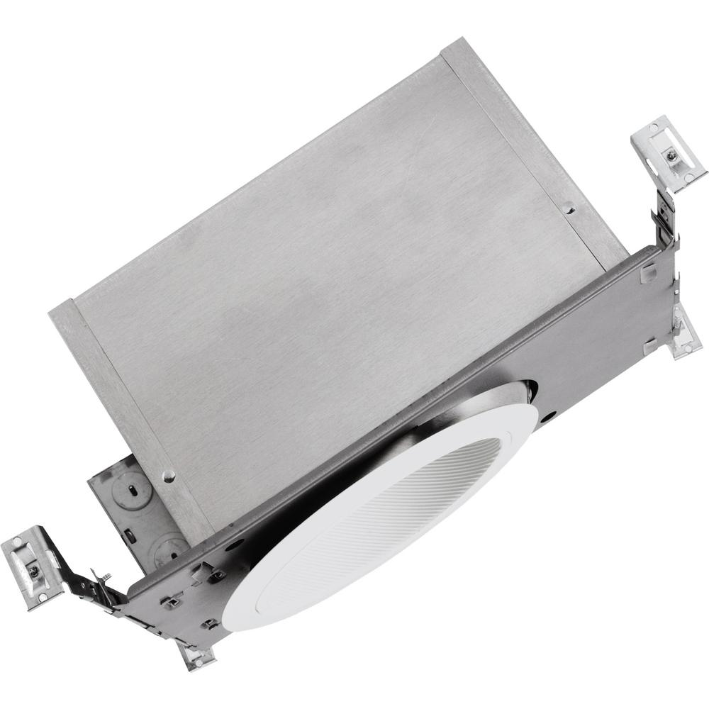 NICOR 6 in. Super Slope Airtight IC-Rated New Construction Recessed Housing