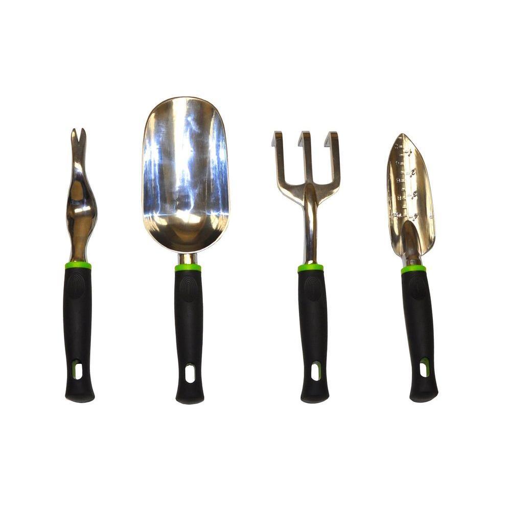 Heavy Duty Aluminum Cast Garden Tool Set