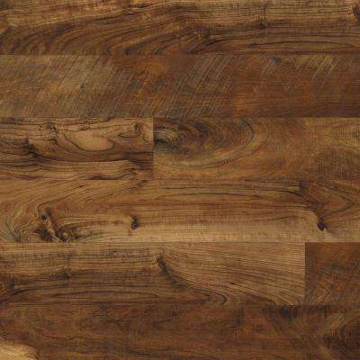 Maple Grove Saffron Laminate Flooring - 5 in. x 7 in. Take Home Sample