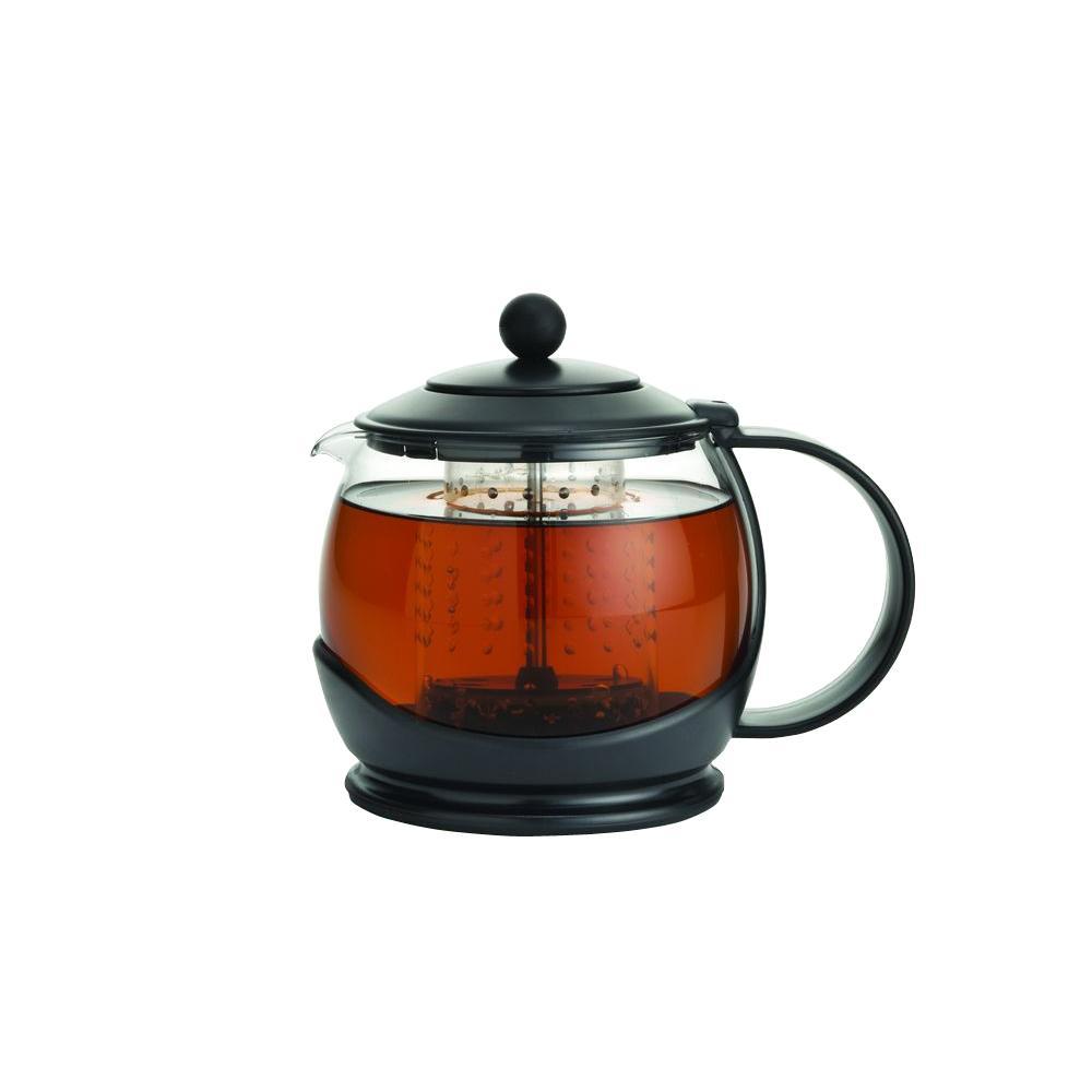 BonJour Prosperity Teapot in Black